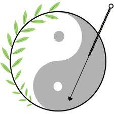 Rest yoga yin yang
