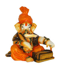 ganesh playing harm