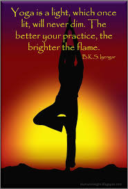 iyengar the flame