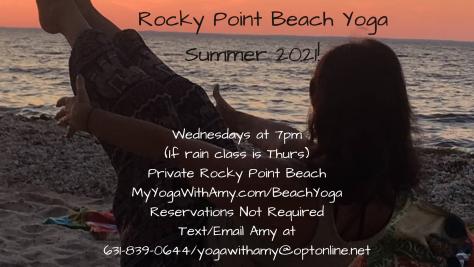 Beach Yoga 2021 updated
